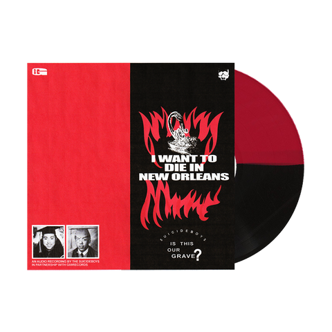 I Want To Die in New Orleans Exclusive Vinyl + Digital