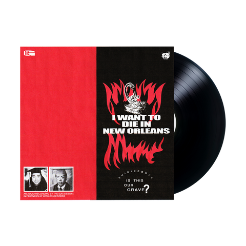 I Want To Die in New Orleans Vinyl + Digital