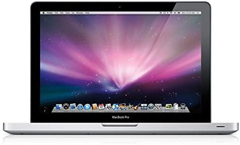 Refurbished Apple MacBook Pro A1278 MD101 CORE I5 2.5GHZ,macOS Catalina -16GB RAM, 500GB HDD, 13.3in SCREEN-12 Months warranty