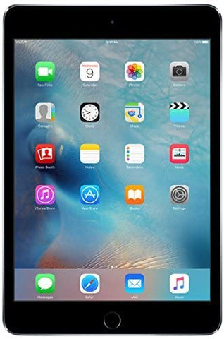 Refurbished Apple iPad Mini 4 128GB Wi-Fi - Space Grey -12 Months warranty