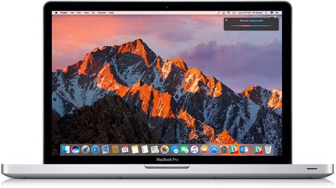 Refurbished Apple MacBook Pro A1278 MD101 CORE I5 2.5GHZ, 8GB RAM, 500GB HDD, 13.3in macOS Catalina -12 Months warranty