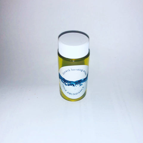 1 oz -growth oil sample SOLD OUT