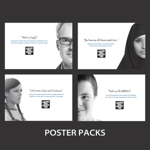 Words Are Powerful - Poster Packs