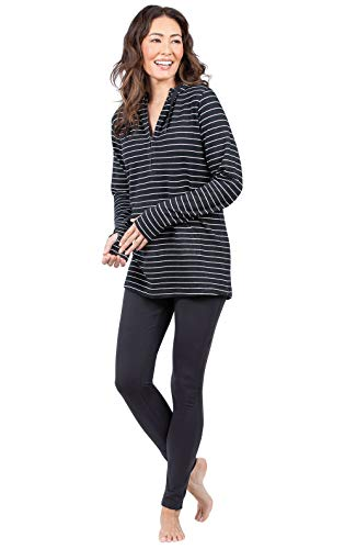 Addison Meadow Pajamas for Women - Women Pajamas Set, Black
