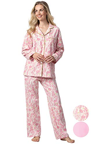 Addison Meadow Women's Flannel Pajamas - Womens Flannel Pajamas Sets