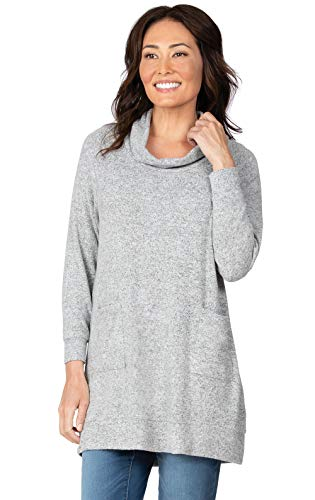 Addison Meadow Tunics for Women - Sweaters for Women, Cozy Cowl Neck