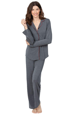 Addison Meadow Knit Womens Pajamas - PJs for Women Set