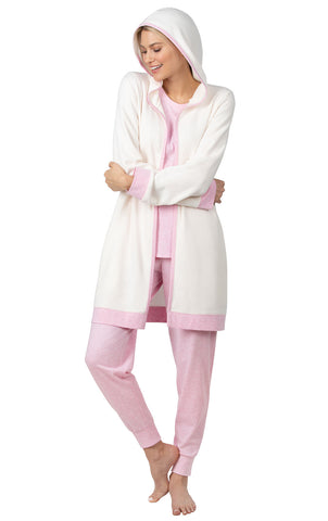 Addison Meadow Lounge Wear Women Sets - Womens Loungwear, 3-Piece