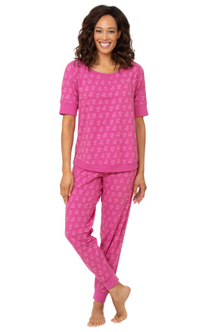 Addison Meadow Womens Pajama Sets - Super Soft PJs Women with Jogger Pant