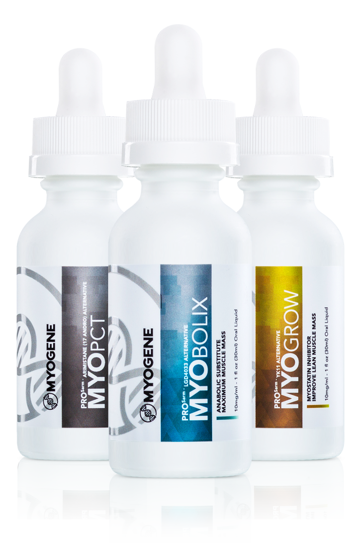 MYOGENE GROWTH STACK
