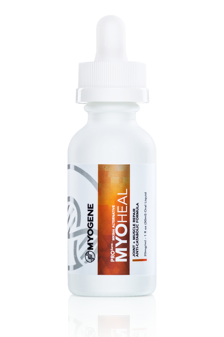 MYOHEAL (Ostarine / MK-2866 Alternative)