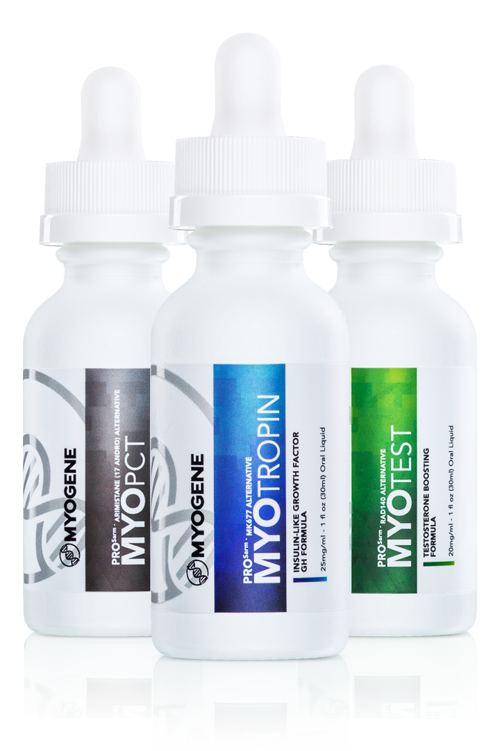 MYOGENE STRENGTH STACK