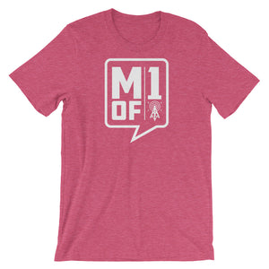 "Mof1 ""Wordbubble"" Shirt"