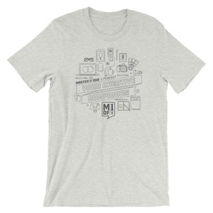 "Mof1 ""Creative Companion"" Shirt"