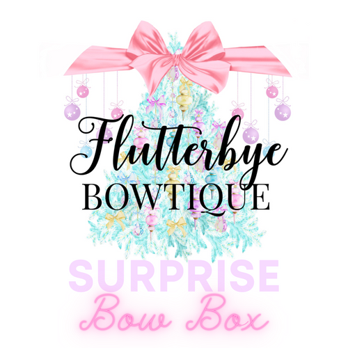 Christmas Surprise Bow Box