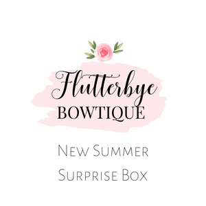 Summer Surprise Bow Box