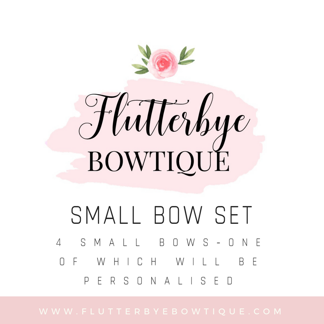 £10 Surprise Bow Box - Flutterbye Bowtique
