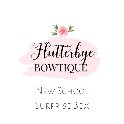 School Surprise Bow Box