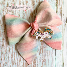 Unicorn Dream Hair Bow