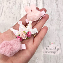 Cute Clip set - Flutterbye Bowtique