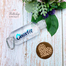 Personalised Hand Sanitizer Gel Bottle