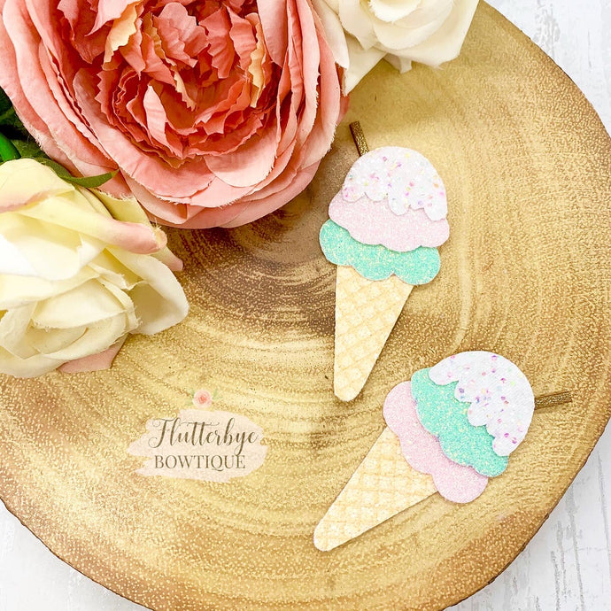 Sweet Treats Hair Clips