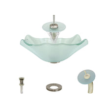 P116-BN Bathroom Waterfall Faucet Ensemble by Polaris