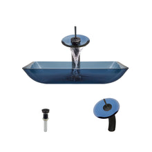 P046 Aqua-ABR Bathroom Waterfall Faucet Ensemble by Polaris