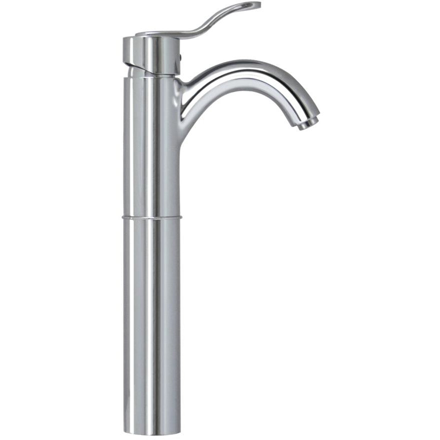 Whitehaus Galleryhaus Elevated Single Hole/Single Lever Lavatory Faucet