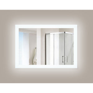 "MTD Vanities Encore LED Illuminated Bathroom Mirror - 60"" x 27"""
