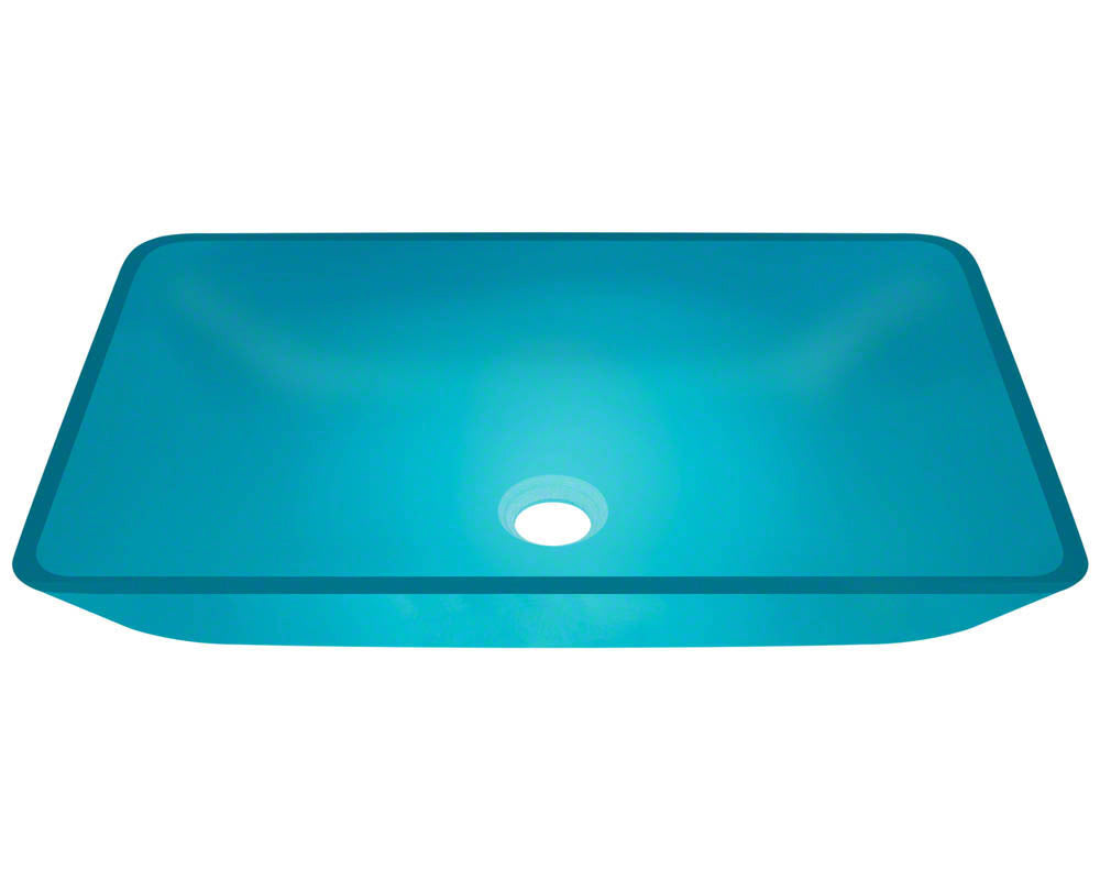 P046TQ Colored Vessel Sink by Polaris
