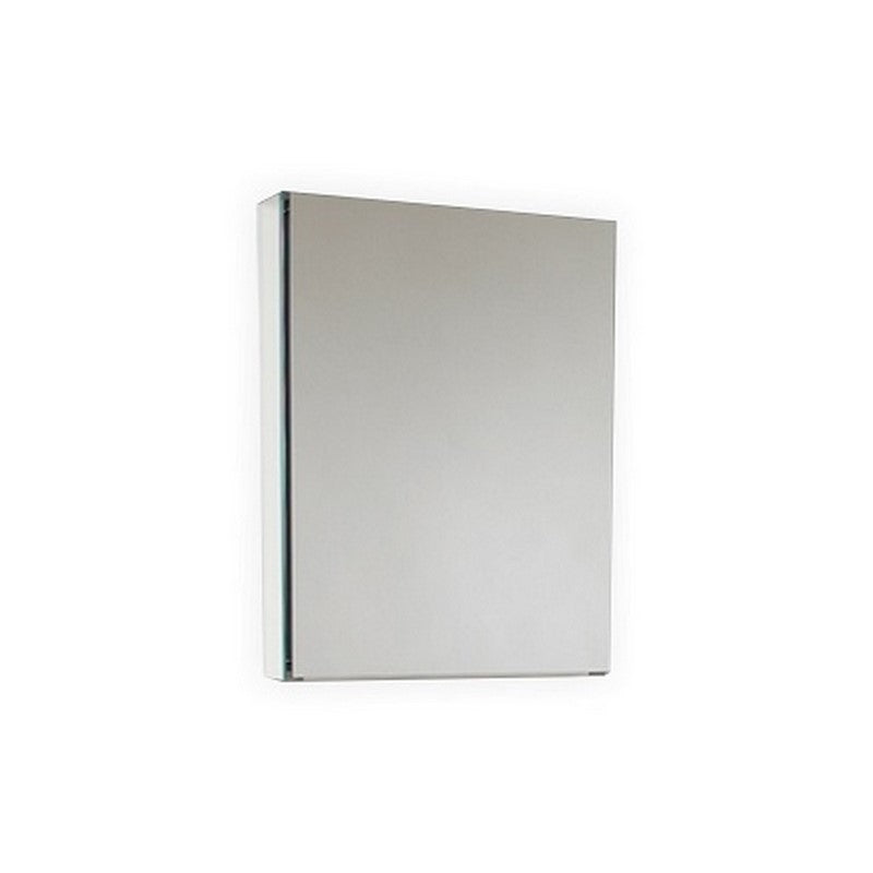 "KubeBath 20"" Wide Mirrored Medicine Cabinet"