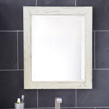 Americana Mirror in Whitewash by Native Trails