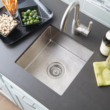 Cantina Bar and Prep Sink in Brushed Nickel by Native Trails