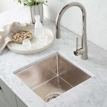 Cantina Bar and Prep Sink in Polished Nickel by Native Trails