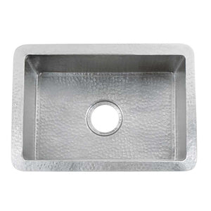 Cocina 21 Kitchen SInk in Brushed Nickel by Native Trails