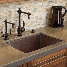 Cocina 24 Kitchen SInk in Antique Copper by Native Trails