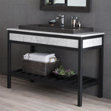 "48"" Cuzco Vanity Base in Carrara by Native Trails"