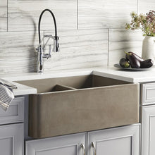 Farmhouse Double Bowl Kitchen Sink by Native Trails