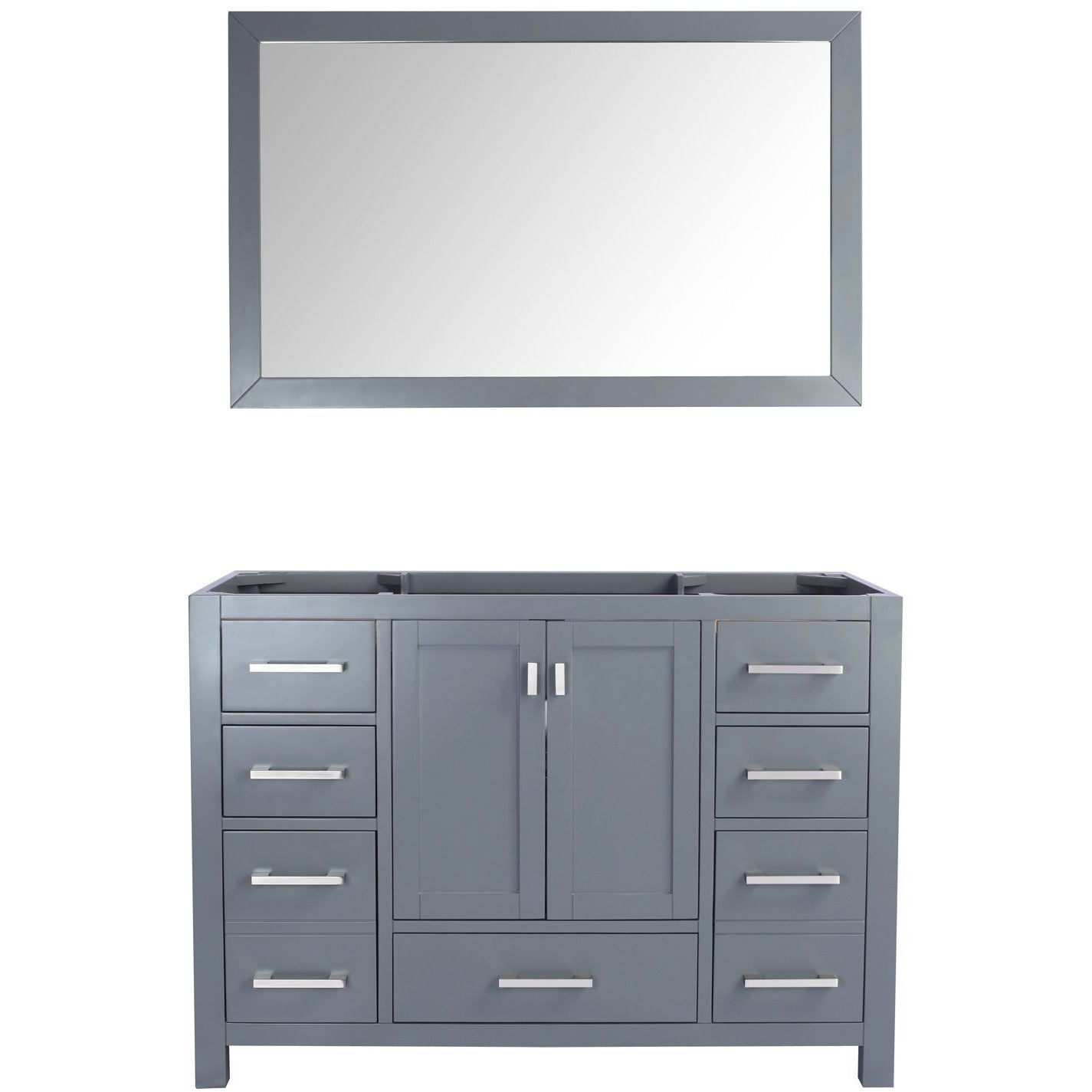 Wilson 48 - Grey Cabinet by Laviva