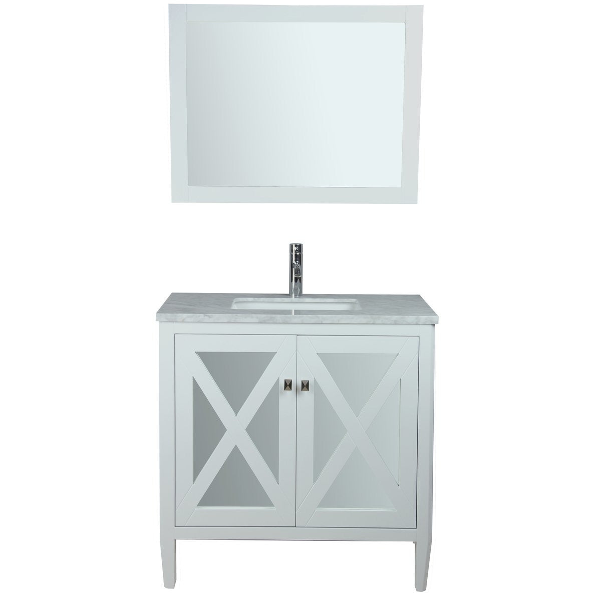 MTD Vanities Reflection 24