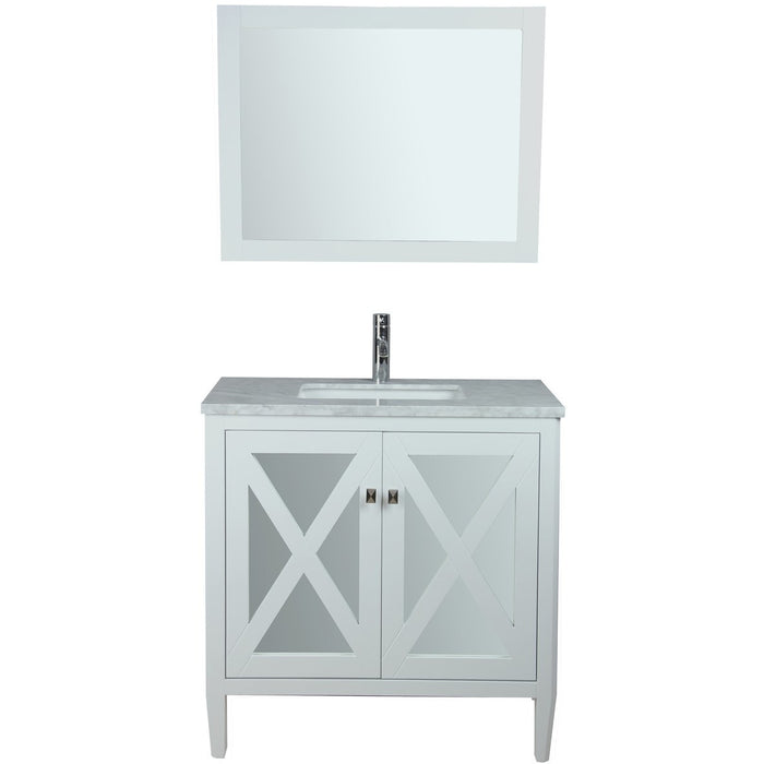 MTD Vanities Reflection 36