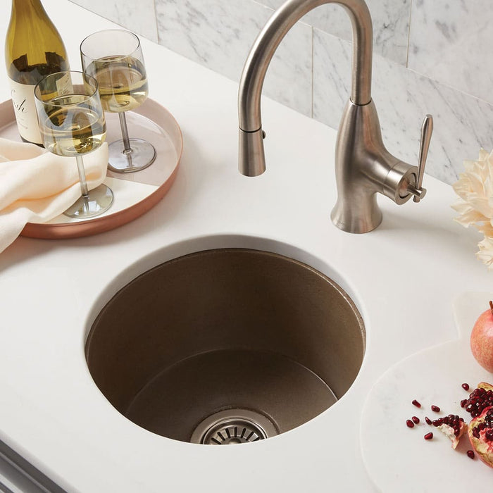 Olivos Bar and Prep Sink by Native Trails