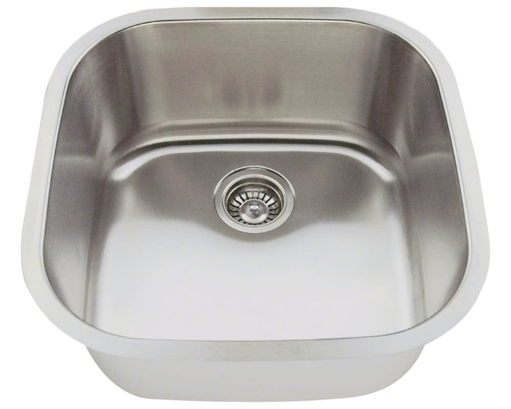P0202-18 Stainless Steel Sink by Polaris