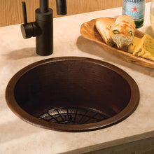 Redondo Chico Bar and Prep Sink in Antique Copper by Native Trails