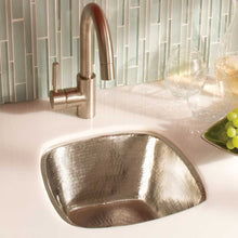 Rincon Bar and Prep Sink in Brushed Nickel by Native Trails