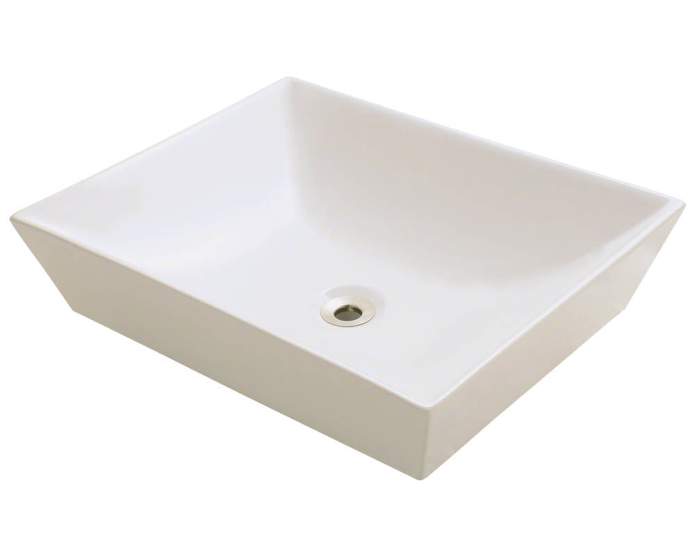 P073VB Porcelain Vessel Sink by Polaris