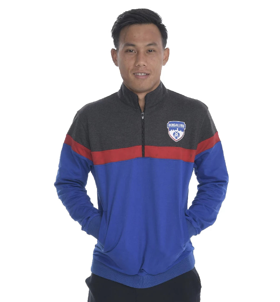 Bengaluru FC High Neck Sweatshirt