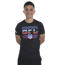 Bengaluru FC Chest Print T-Shirt