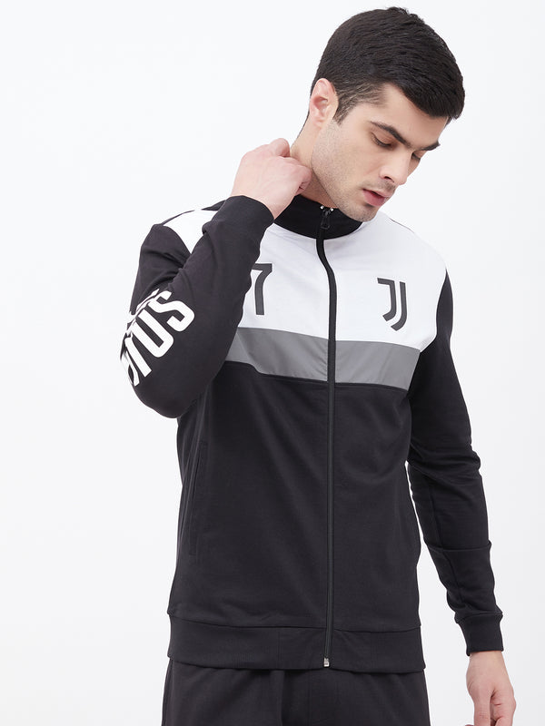 Juventus High Neck Jacket